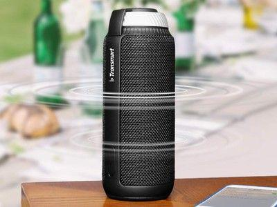 Start the party with Tronsmart's portable Bluetooth speaker on sale for $31