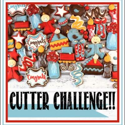 Cookie Cutter Challenge Round-up and WINNERS!!!