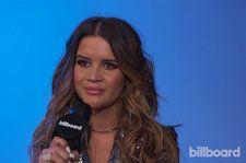 Watch Maren Morris Discuss Winning a Billboard Music Award: 'I Was Really Shocked to Win'