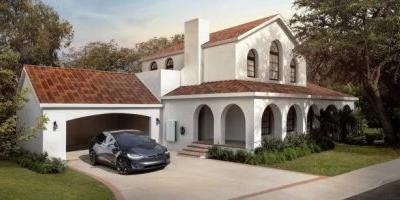 Tesla solar roof tile defeats hail 'cannonball' in new slow-motion video