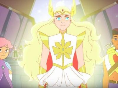 'She-Ra and the Princesses of Power' Trailer Teases the Magical Story of the Netflix Series