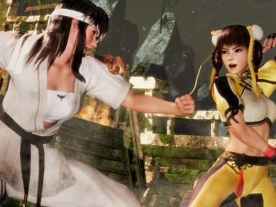 DEAD OR ALIVE 6 Gets A Release Date In Latest Trailer