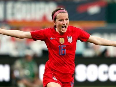 United States dominate New Zealand in pre-Women's World Cup friendly