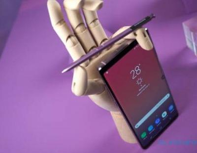 Galaxy Note 10 Sound on Display could be its next big feature