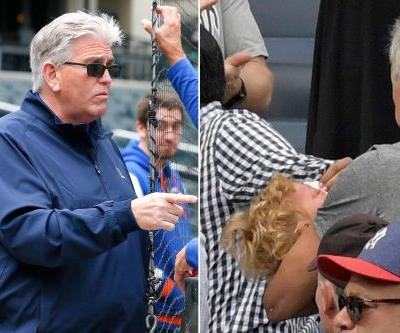 Mike Francesa: Parents should've protected girl from foul ball