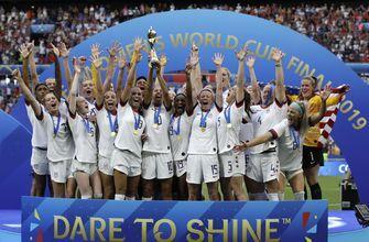 US Soccer says women's team has made more than the men