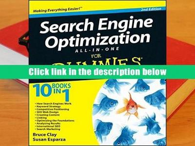 PDF Search Engine Optimization All-in-One For Dummies Trial Ebook