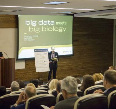 Big Data Meets Big Biology in San Diego: Some Takeaways