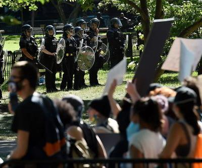 Officials explored 'heat ray' device to clear DC's Lafayette Square: whistleblower
