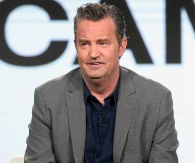 'Friends' Alum Matthew Perry Reveals 3-Month Hospital Stay