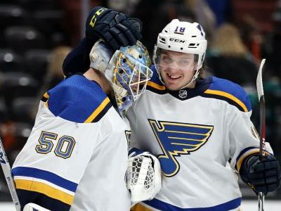 The St. Louis Blues are in the 2019 Stanley Cup Final and we're just as surprised as you