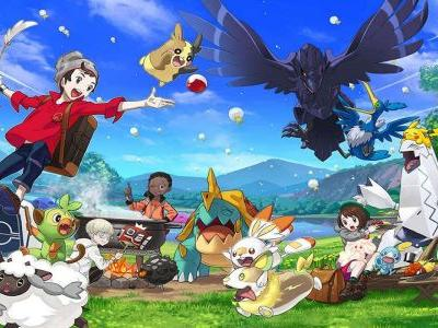 Pokemon Sword and Shield Confirms Two More Returning Pokemon