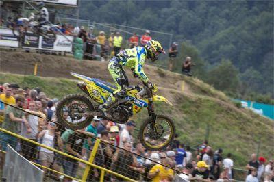 VAESSEN LEADS THE WAY FOR SUZUKI IN CZECH REPUBLIC