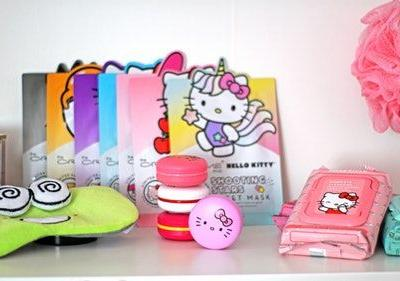 This Crème Shop x Sanrio Collaboration Will Bring Back Your Childhood For Less Than $10
