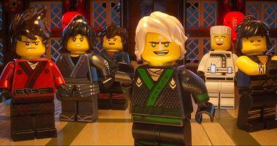 LEGO Ninjago Movie Trailer Has Robots, Monsters and Lots of Action