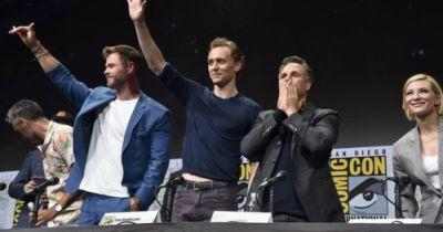 Thor 3 Cast Talk Ragnarok Secrets in Comic-Con Panel &