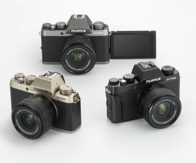Fujifilm announces new X-T100 mirrorless camera for $599