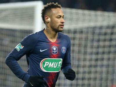 Neymar targeting prospective Champions League quarterfinal for PSG return