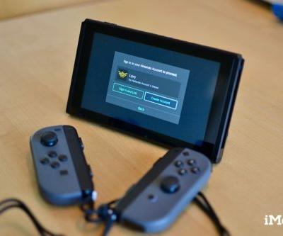 If you're brand new to Nintendo, create an account for purchases and promos