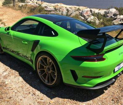 Next Porsche 911 GT3 RS To Remain N/A With Larger Engine