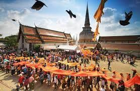 Thailand is witnessing increasing number of visitors from India