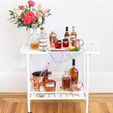 52 Amazing Bar Carts That Will Inspire You to Style Your Own
