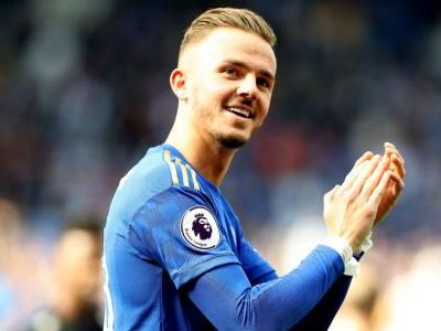 Sources: Man Utd keen on Leicester's Maddison