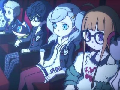 Persona Q2: New Cinema Labyrinth coming to Japan November 29, includes Persona 3's Female Protagonist