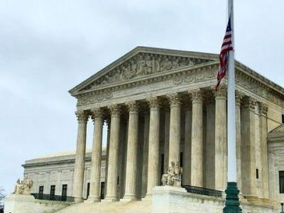 Supreme Court postpones arguments for Bush national day of mourning