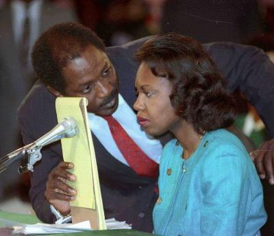 When Anita Hill testified against Clarence Thomas in 1991, there were 2 women on the senate - here's what they think about the allegations against Kavanaugh