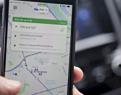 Uber adds public transport directions to its app in London