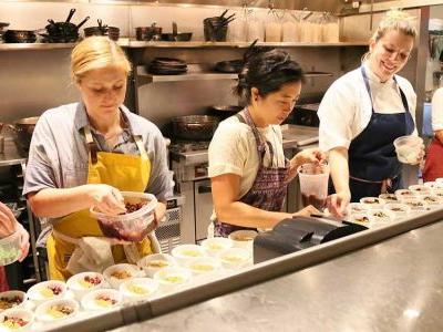 In Texas, Female Food Professionals and Physicians Are Joining Together to Fight for Better Healthcare