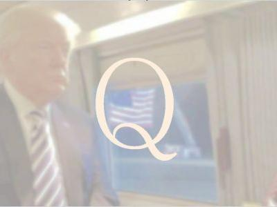 Apple removes Qanon fringe conspiracy theory application from the App Store