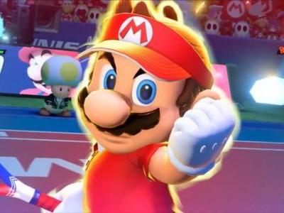 RUMOR - Mario Tennis Aces datamine reveals list of playable characters, bosses, and more