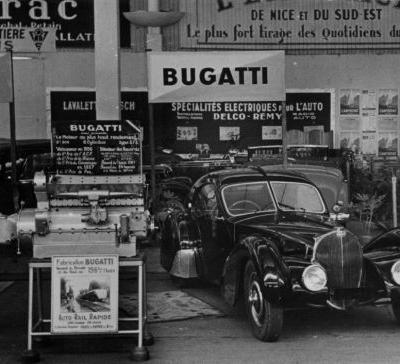 The Missing Bugatti Type 57 SC Atlantic Valued At Around R1,7 Billion