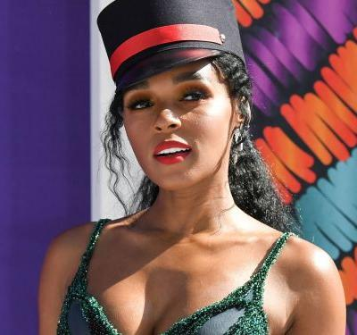 Janelle Monae's Dress Celebrates Pride At BET Awards