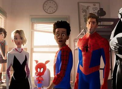 'Spider-Man: Into the Spider-Verse' review