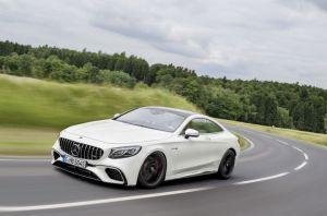 Mercedes-AMG S 63 Coupe Launched