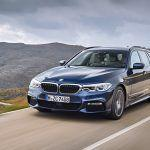 2018 BMW 530d Touring Euro-Spec - First Drive Review
