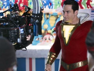 Shazam! Behind-The-Scenes Trailer Reveals More Action & Jokes
