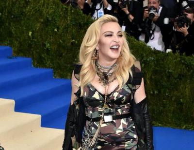 Madonna Seemingly Responds To Butt Implants Rumor: 'Desperately Seeking No One's Approval'