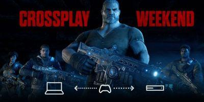 Gears of War 4 PC/Xbox One Multiplayer Crossplay Test Begins This Weekend