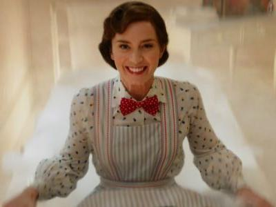 Emily Blunt Would Return for Mary Poppins Returns Sequel
