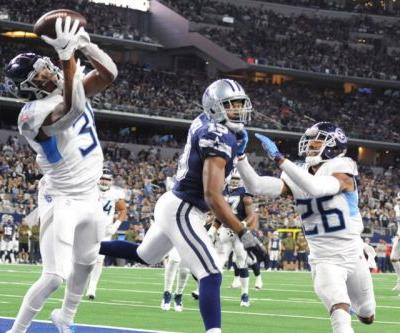 Marcus Mariota, Titans bury Dak Prescott, Cowboys 28-14 on Monday Night Football