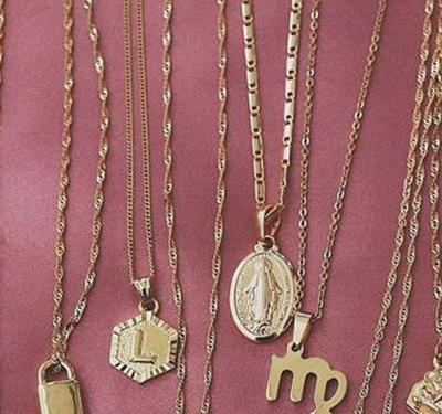 29 Sentimental Charm Necklaces You'll Never Take Off
