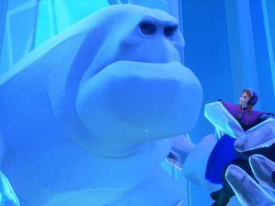 Kingdom Hearts III New Screenshots Features Frozen