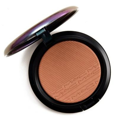 MAC Delphic Extra Dimension Bronzer Review, Photos, Swatches