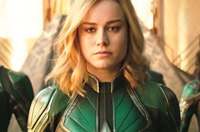 Recut Captain Marvel Trailer Shows the Action in Chronological