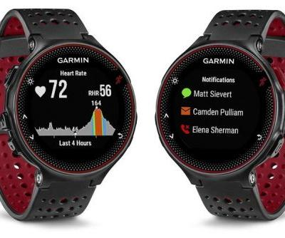 Garmin Forerunner 235 slashed to £129 in Prime Day sales