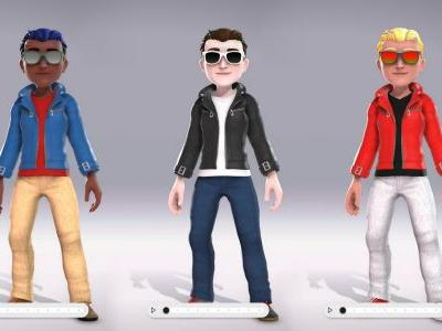 Microsoft's Xbox Live avatars finally arrive for Insiders